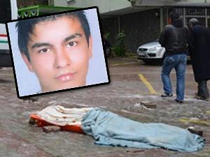 Ayazağada üniversiteli gencin kahreden intiharı