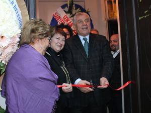Türk Kadınlar Birliği Sarıyer Şubesi açıldı