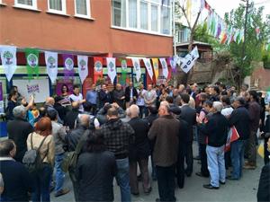HDP, Kazım Karabekir'de büro açtı