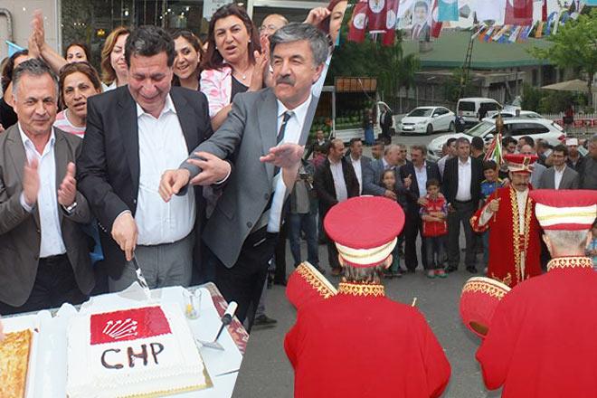 CHP ve AK Parti arasında kim daha kalabalık rekabeti