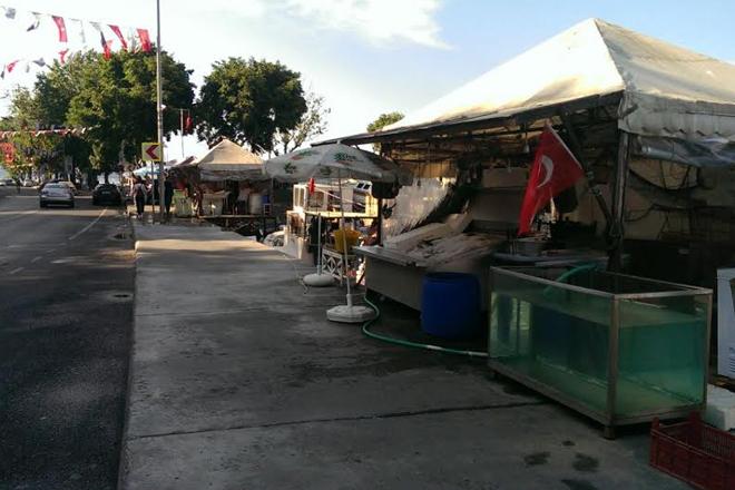 Yeniköy'deki balıkçılara yıkım şoku!