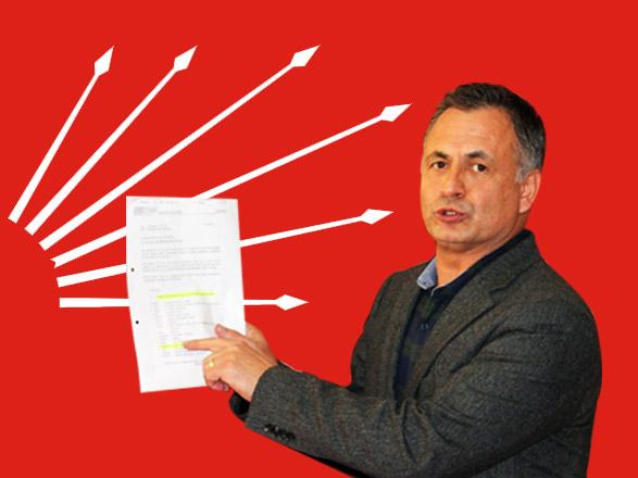 İstifa eden CHP'lilerden Mehmet Deniz'e sert sözler!