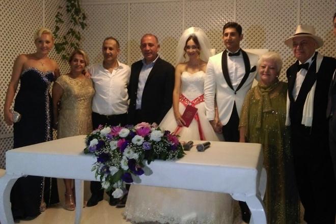 Osman Demir'in mutlu günü