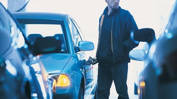Büyükdere'de araba hırsızlığı