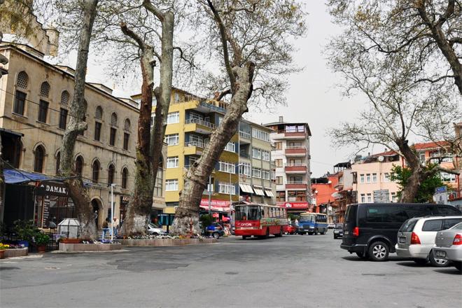 Rumeli Kavağı'nda minibüs isyanı!