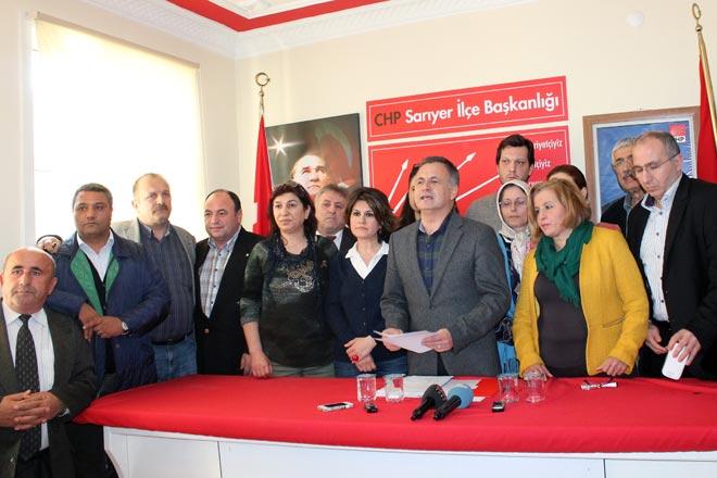 CHP kongreye giderken Mehmet Deniz'in 5 yılı...