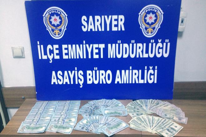 Çalıştıkları evi soyan Türkmen hizmetçiler yakalandı