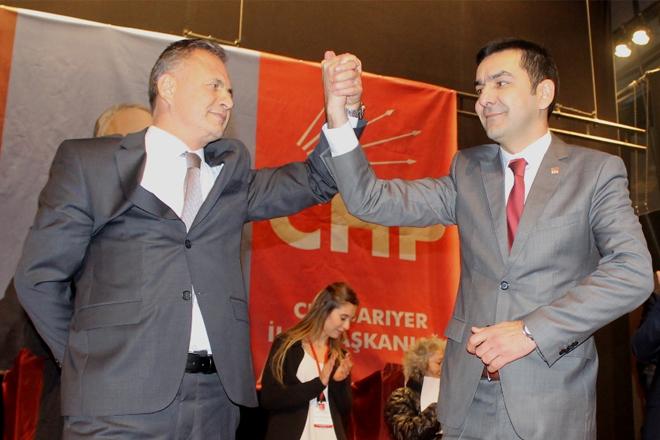 CHP'de kazanan isim Mehmet Deniz oldu