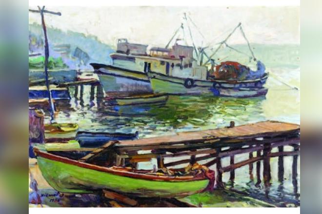 Yenimahalle tablosu 250 bin TL'ye satıldı