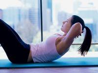 Fit bir vücut için 3 alt karın egzersizi