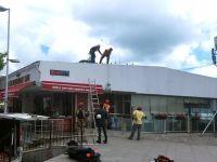 Sarıyer İDO iskelesine kurulan baz istasyonu tepki topladı