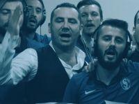 Ferhat Göçer Sarıyer için marş besteledi - VİDEO