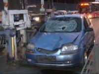Maslak'ta trafik kazası: 1 ölü