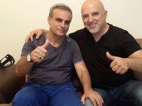 Sarıyerli Gürsel Erden, Mourinho'yu canlandırdı