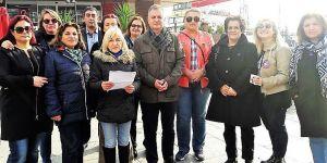 CHP'li kadınlardan 25 Kasım bildirisi!
