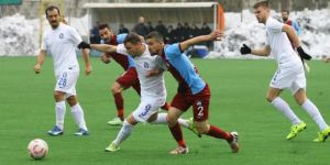Sarıyer Trabzon'dan 3 puanla döndü