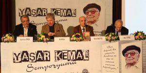 Yaşar Kemal Sarıyer'de sempozyumla anıldı