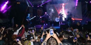 Haluk Levent konseri minik Ela'ya umut oldu