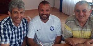 Serkan Balcı Sarıyer'e imzayı attı