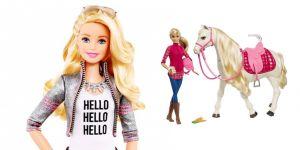 Yeni Model 'Yapay Zeka Barbie' Bebekler