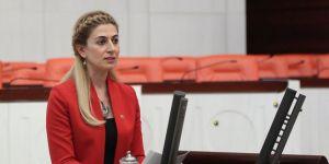 Didem Engin, İBB'nin Sarıyer'deki ihmalini TBMM'ye taşıdı