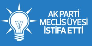 AK Parti Sarıyer meclis üyesi istifa etti!