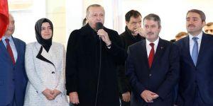 Erdoğan: Karamsarlığa düşmeyin Sarıyer'de CHP'yi geçmişiz