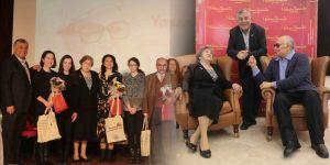 Türk edebiyatının büyük çınarı Yaşar Kemal Sarıyer'de anıldı