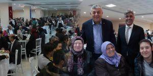 Hafta sonu Ayazağa'ya çıkarma yapan Başkan Genç vatandaşları uyardı