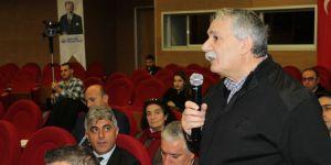 CHP'de Grup Başkanvekili değişti