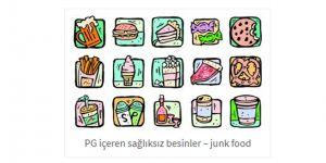 Çocuklarınız açısından paketli gıdalardaki tehlike