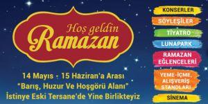 Sarıyer - İstinye Tersane Ramazan Etkinlikleri - Konserleri 2018