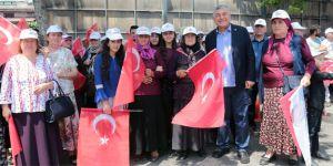 Başkan Genç, Muharrem İnce'nin Ordu ve Giresun mitingine katıldı