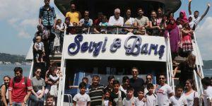 Suriyeli çocukların en güzel yolculuğu