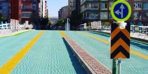 Renkli ve desenli asfalt firması