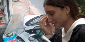 Sarıyer'de acemi şoför markete daldı - VİDEO