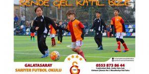 Galatasaray Futbol Okulu'ndan anlamlı proje