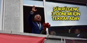 CHP Sarıyer Belediye Başkan Adayı Şükrü Genç