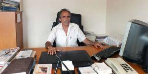 Eski DSP İlçe Başkanı Reyhani Orhan hayatını kaybetti