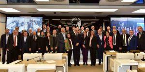 Sarıyer Belediye Meclisi'nin 7. dönemi sona erdi