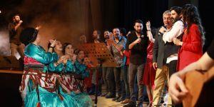 Sarıyer 'Bahara Merhaba' konserinde buluştu