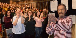 Seyirci Sarıyer TiyatrOda'ya akın etti