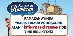 Sarıyer - İstinye Tersane Ramazan Etkinlikleri - Konserleri 2019