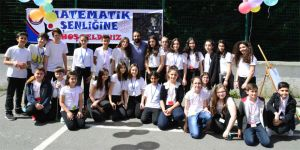 Yeniköy Mehmetçik Ortaokulu'nda matematik şenliği