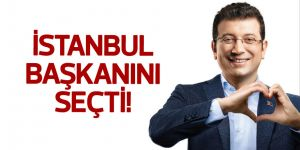 İstanbul başkanını seçti!