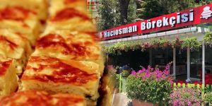 İstanbul'un en lezzetli böreği burada