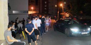 580 dairelik lüks site elektriksiz kaldı