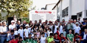 Sarıyer Belediyesi'nden 23 projelik dev açılış