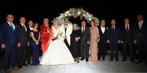 İşadamı Erdal Çakır'dan oğluna görkemli düğün