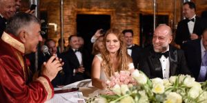 Esma Sultan Yalısı'nda görkemli düğün